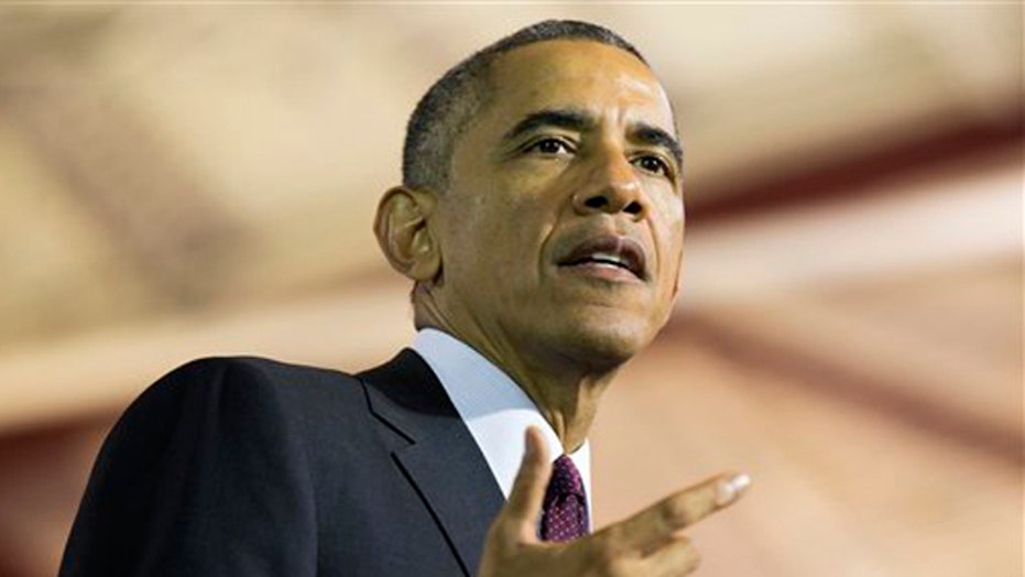 Krauthammer: Midterms are referendum on President Obama