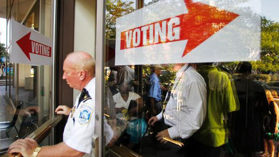 What's stopping illegal immigrants from voting?