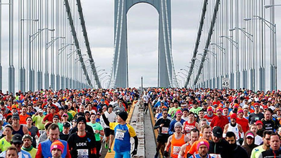 Disabled Cuban bicyclist to run NYC Marathon