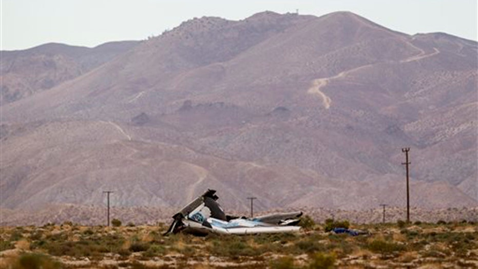 One pilot killed from Virgin Galactic Spaceship crash
