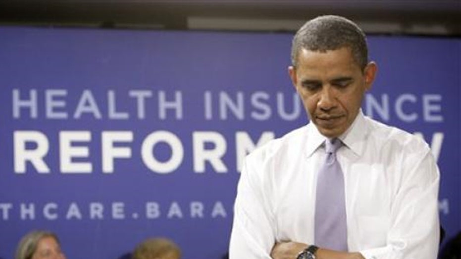 ObamaCare rollout strikes blow to dream of single-payer?