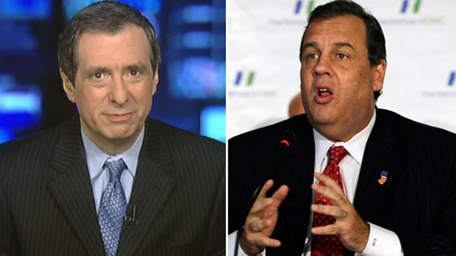 Kurtz: Media liken Christie to Tony Soprano