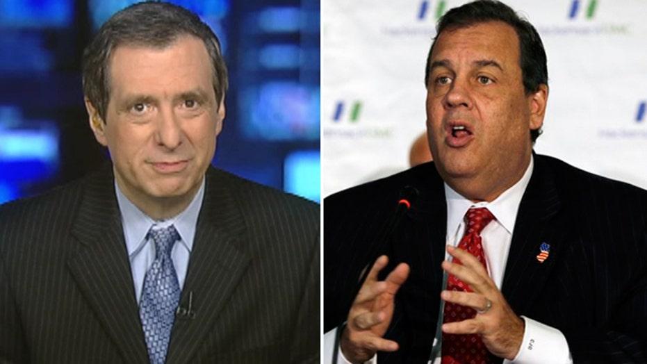Kurtz: Media liken Christie to Tony Soprano