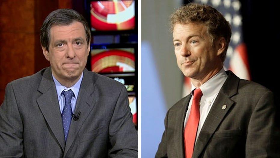 Kurtz: Rand Paul and Ted Cruz blazing different 2016 paths