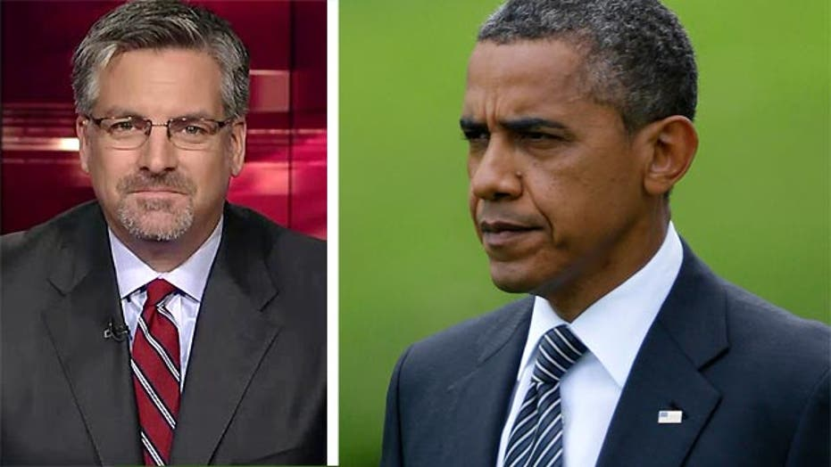 """Hayes: Obama """"clearly resents"""""""