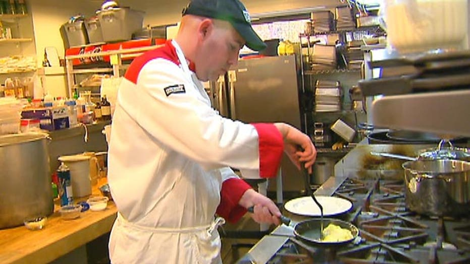 Culinary Command helps vets learn to cook, cope