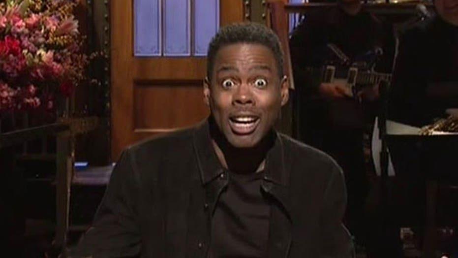 Chris Rock under fire for terror attack jokes