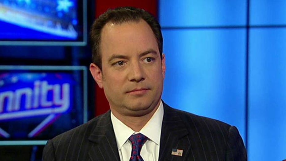 Reince Priebus says the Republican Party is 'united'