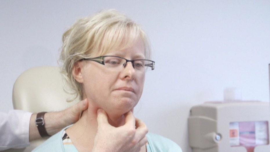 Therapy restores woman's voice