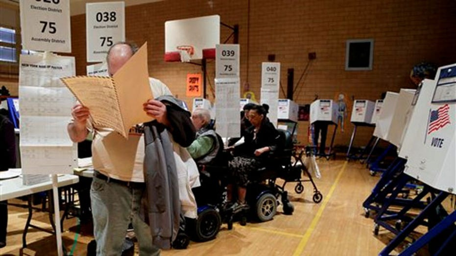 A look at the 2014 midterm election exit polls