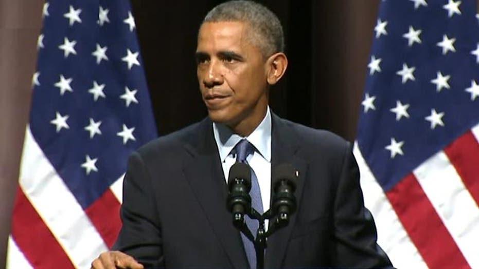 Obama boosting Republican chances of taking Senate?