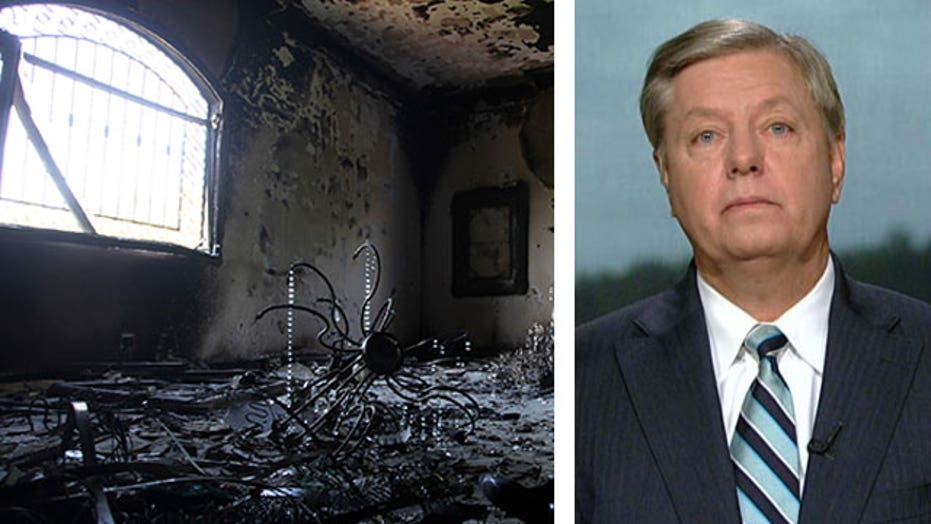Sen. Graham plans to block nominees over Benghazi