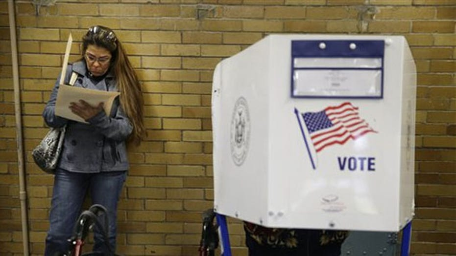 Bungling at the ballot box by NYC poll workers