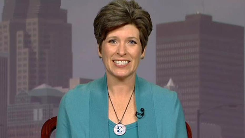 Joni Ernst on Obama's 'disingenuous' reaction to midterms