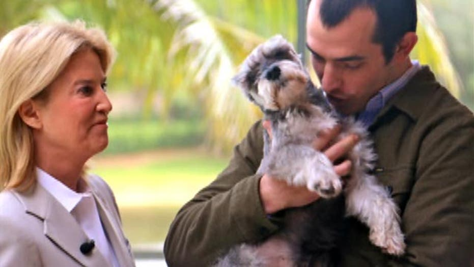 Greta: A sneak peek of our interview with Tahmooressi