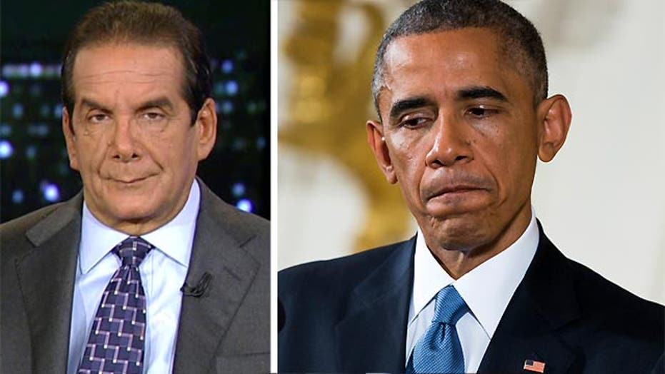 Krauthammer on President Obama and the midterms