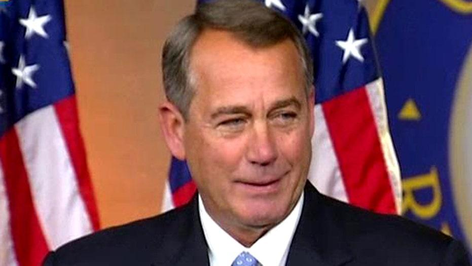 Boehner: Obama needs to put politics aside, rebuild trust