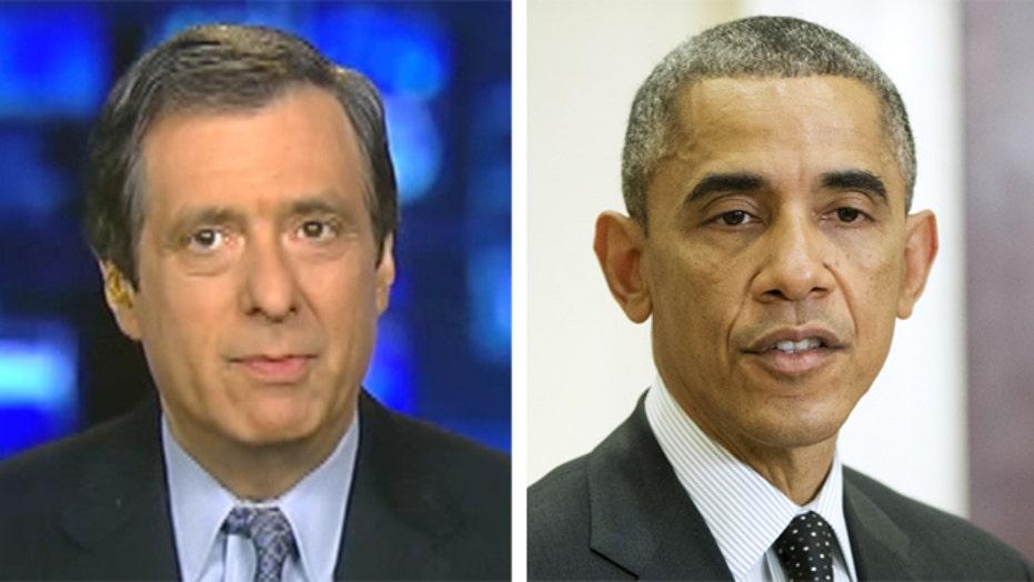 Kurtz: Obama needs more than bourbon to work with GOP
