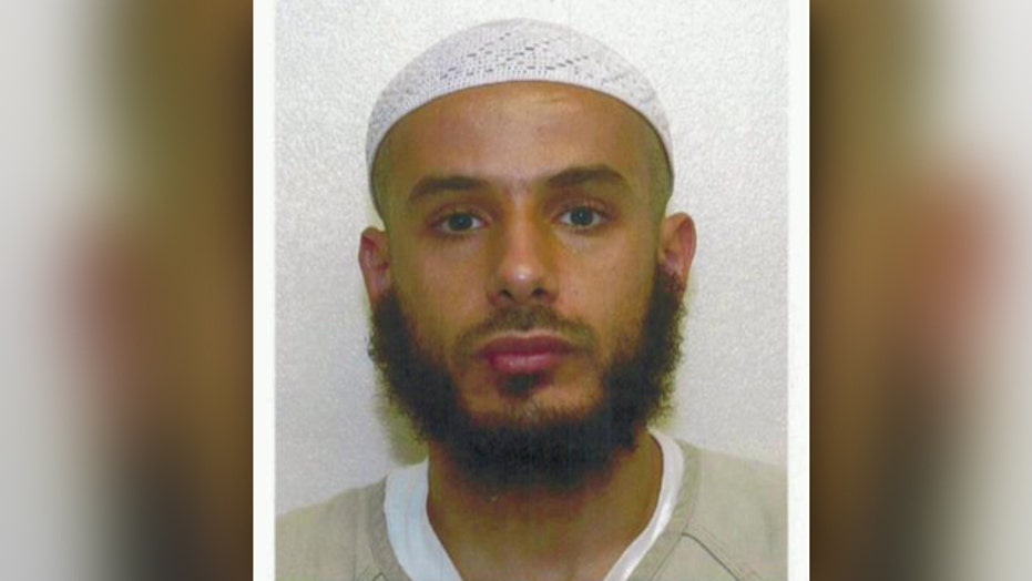 Newly-released Gitmo detainee linked to Syrian terror group