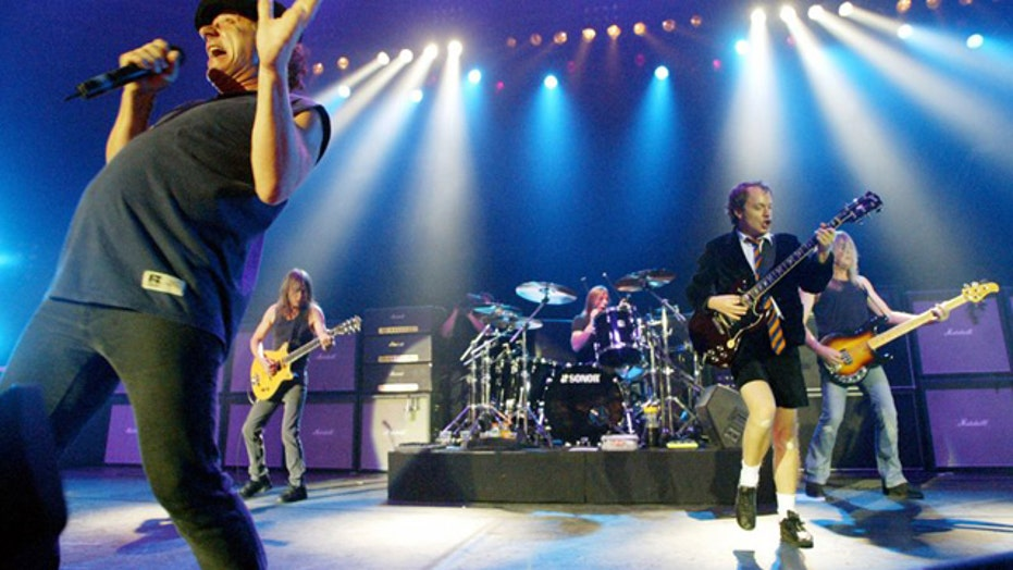 AC/DC: No comment on accusations against drummer