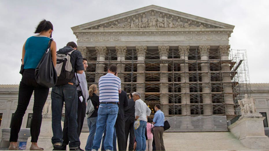 Public right to pray on Supreme Court docket