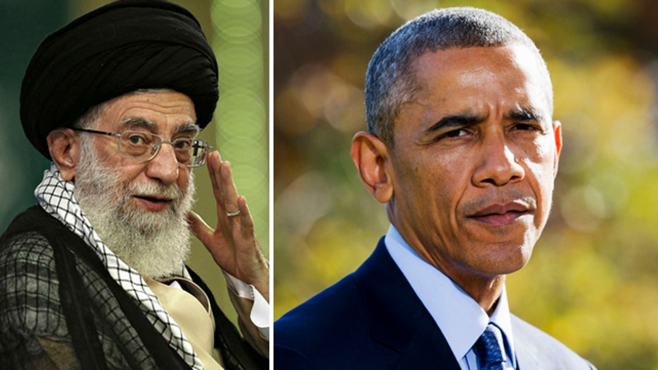 Inside the politics behind Obama's letter to Iran Ayatollah
