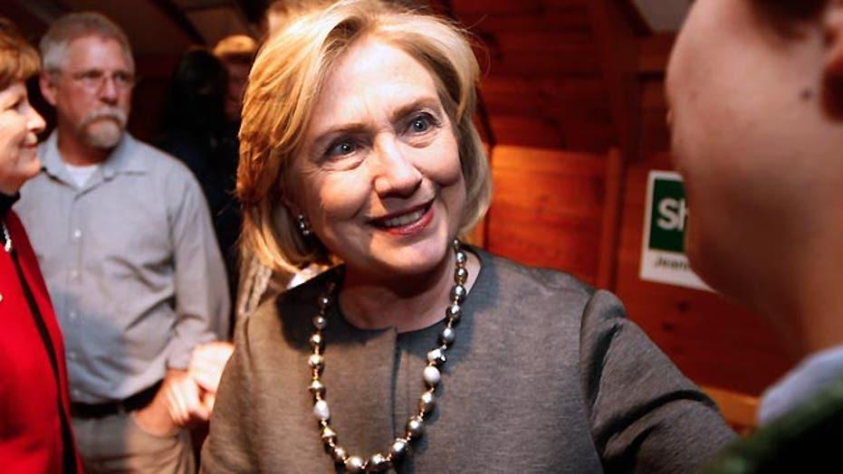 Hillary Clinton and the media