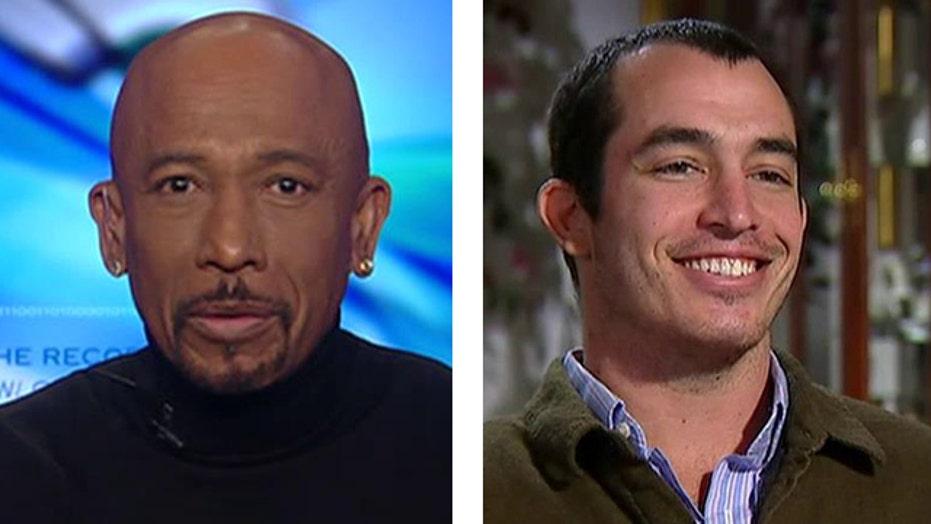 Montel Williams: I have Tahmooressi's back