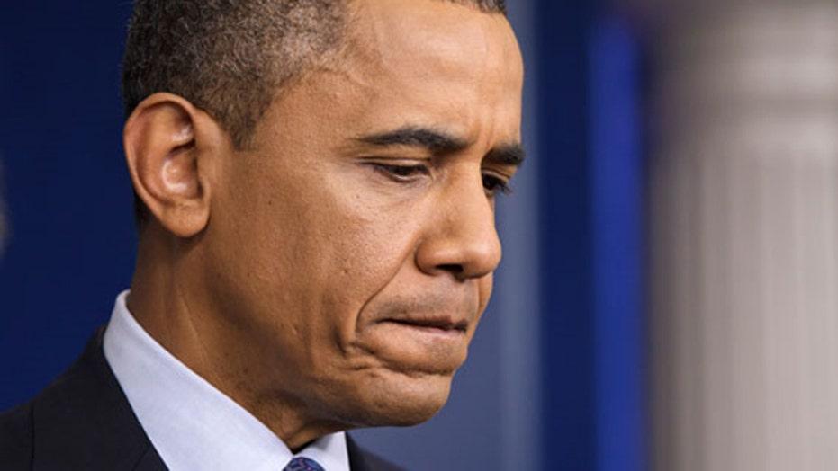 President Obama apologizes for ObamaCare