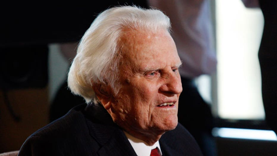 Billy Graham's 95th birthday gala