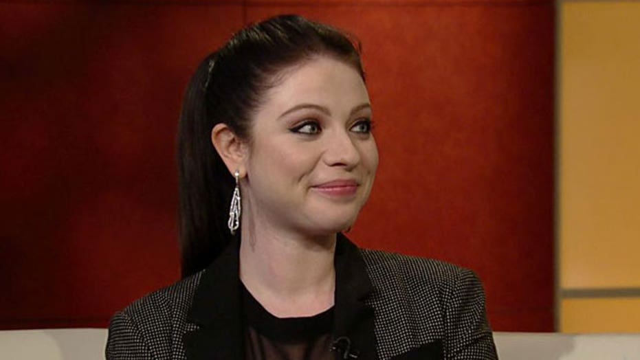 Michelle Trachtenberg opens up on 'Killing Kennedy'