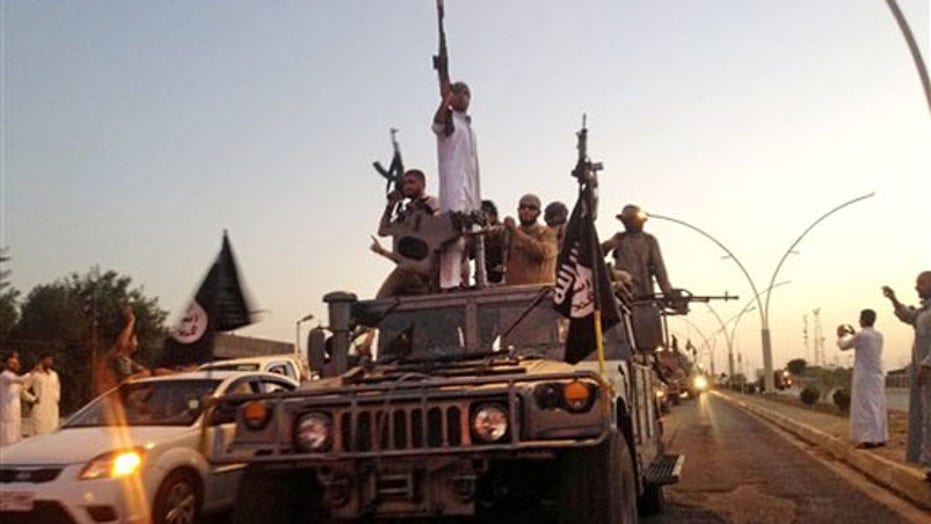 New U.S. airstrikes target ISIS leaders near Mosul, Iraq