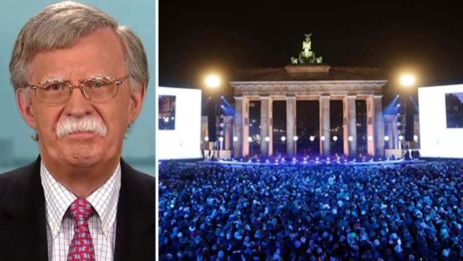 From the Berlin Wall to the Islamic State