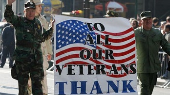 Veterans keep giving, long after the uniform is retired