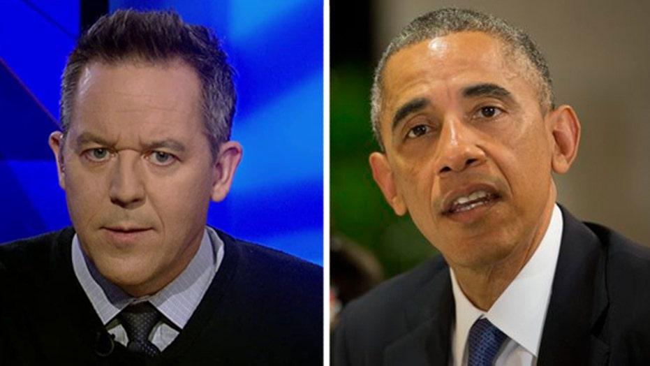 Gutfeld: Lesson learned? Obama still blaming others