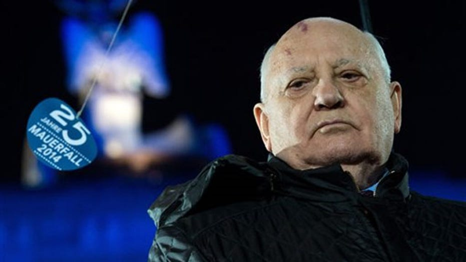Gorbachev: World on the brink of a new Cold War