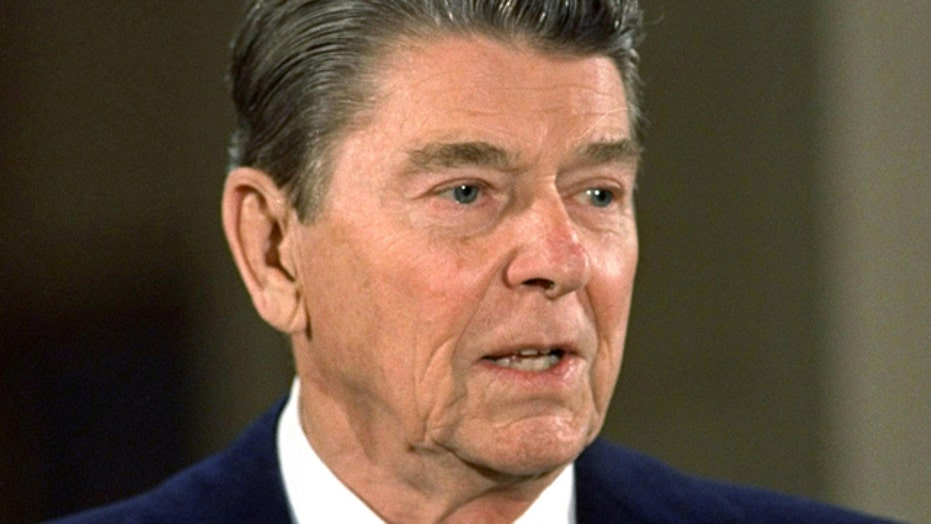 Unheard Reagan recordings from Situation Room released