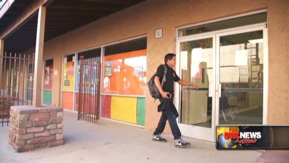 Central America's kids finding new life in Arizona