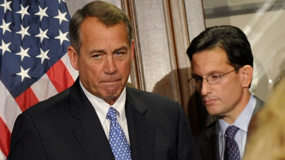GOP shifts gears on ObamaCare