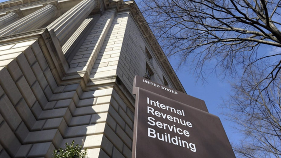 Outstanding IRS allegations