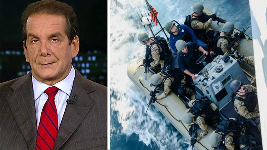 Krauthammer: 'not mission creep'