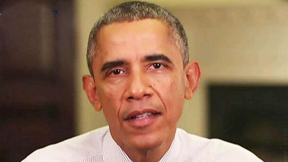 Obama ignites new war with GOP over net neutrality