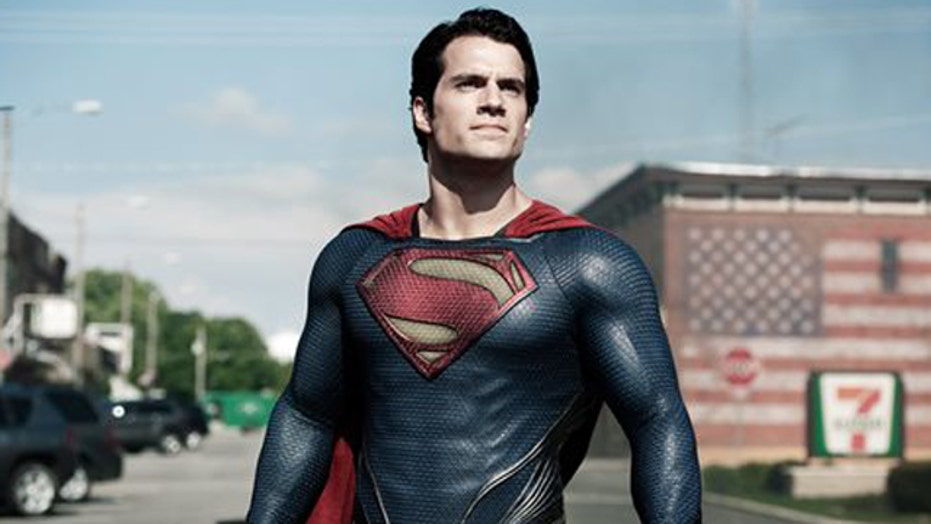 Take home the 'Man of Steel'