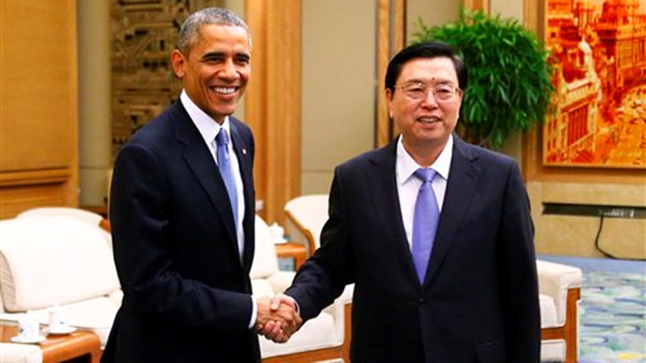 Critics slam US-China climate change deal