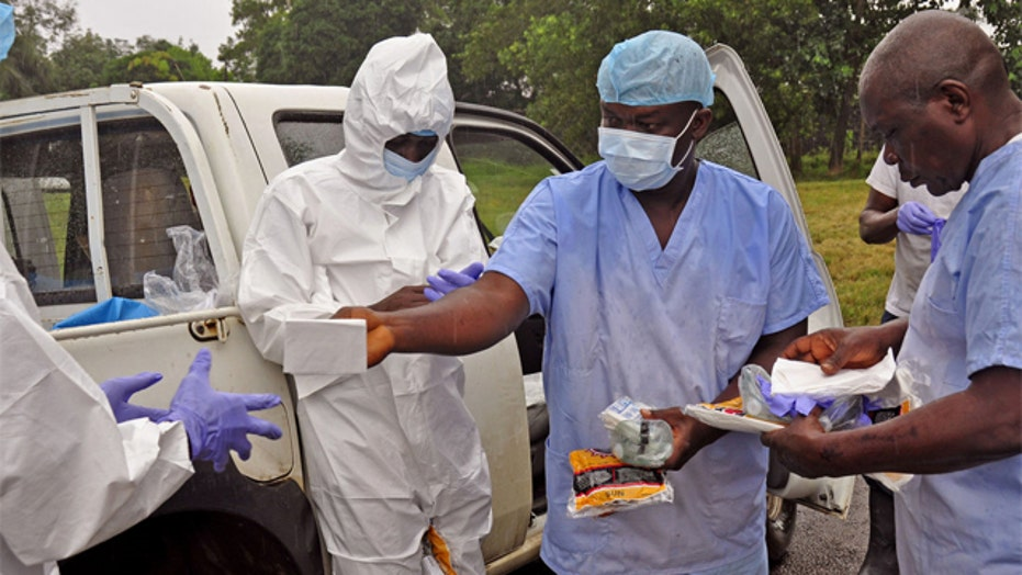 Obama requesting $6.2 billion to combat Ebola in West Africa