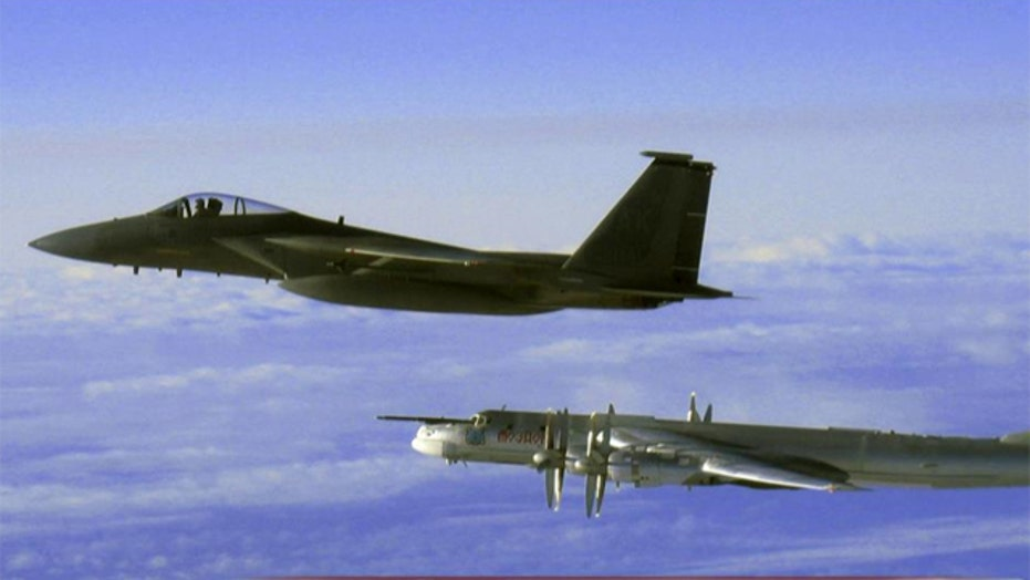 Russia announces bomber patrol missions over Gulf of Mexico