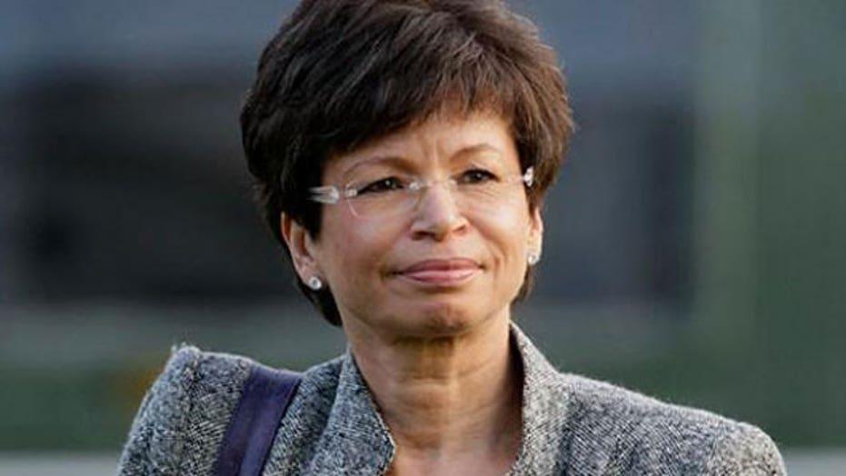 Media pile on Valerie Jarrett after Dem. midterm losses