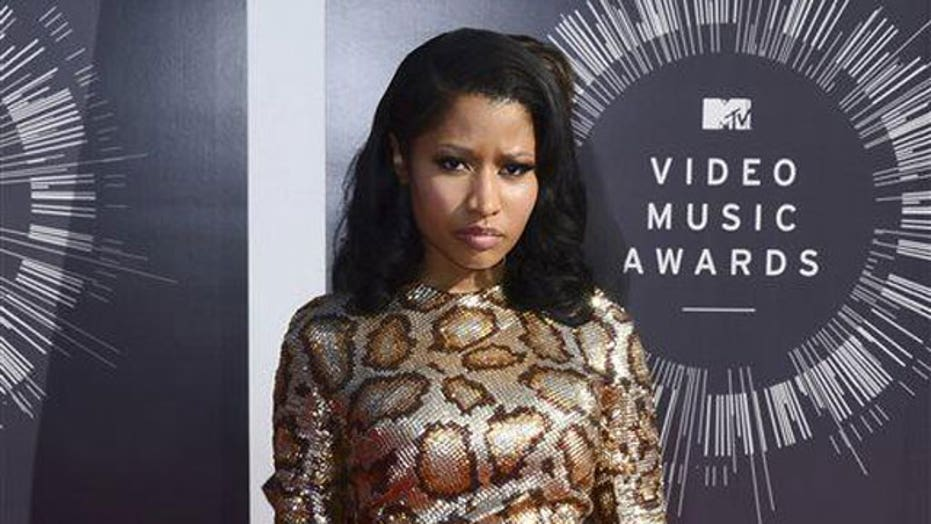 Nicki Minaj's mea culpa