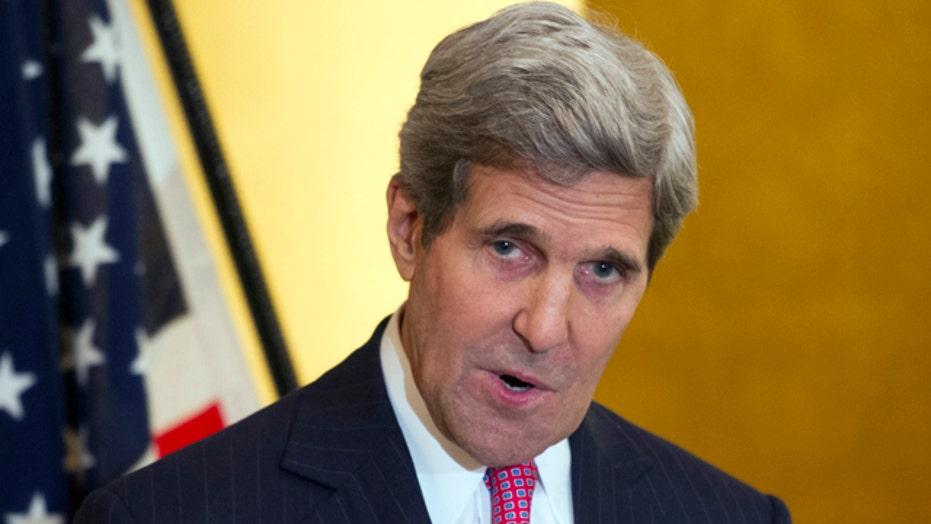 Secretary Kerry: More sanctions on Iran would be a 'mistake'