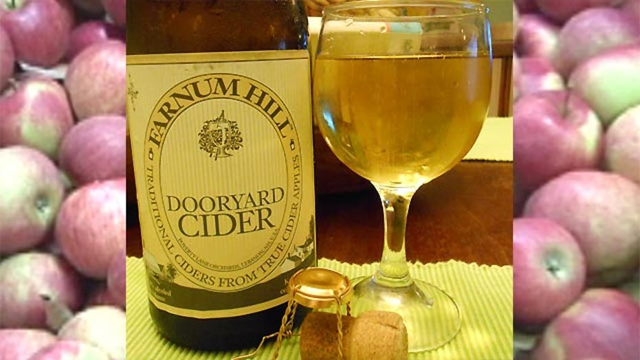 Hard cider: Bitter apples worth the wait